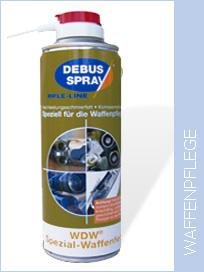 DEBUS WDW® Spezial Waffenfett