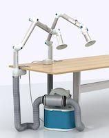 Labor-Absaug Kit mit 2 Armen70507744