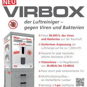 Esta VirBox Luftreiniger