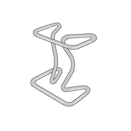 Nederman Rohrbügel für Ventilator N40